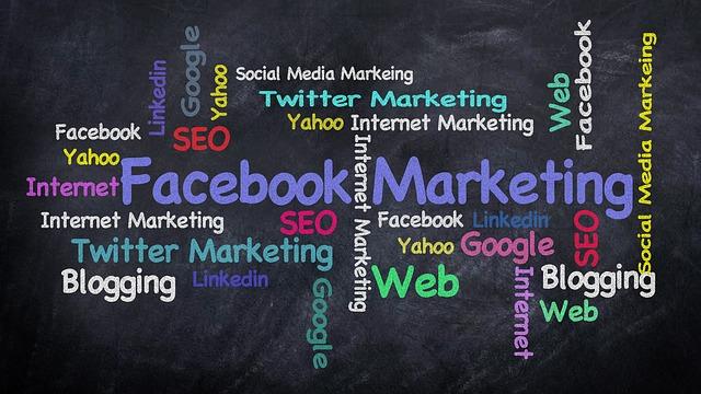 Facebook社交媒体推广